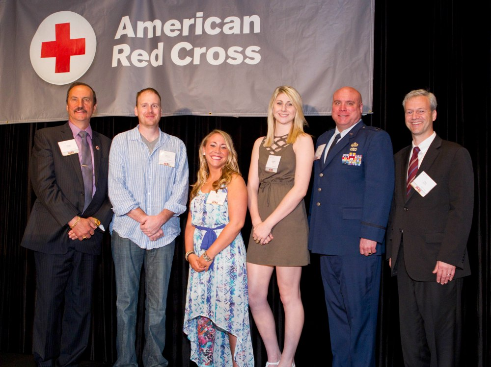 REd cross heroes only